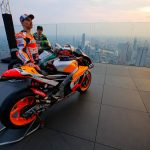 Lorenzo, Crutchlow and Chantra raise the roof in Bangkok