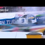 NASCAR RACE HUB's Roval RADIOACTIVE: From turn one trouble to triumph