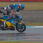 Dixon tops his first Moto2™ session in crash strewn FP3
