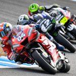 Dovizioso reaches 100 GP podium milestone at Motegi