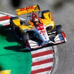 Watch Ryan Hunter-Reay's charge from last to 10th at Monterey