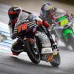 Canet leads rival Dalla Porta in dry FP2