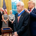 Penske Receives Presidential Medal of Freedom