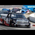 Full Race Replay: NASCAR Gander Outdoors Truck Series from Martinsville Speedway