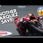 ANOTHER Marc Márquez save! | 2019 #MalaysianGP
