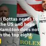 Max Verstappen fastest in final US GP practice