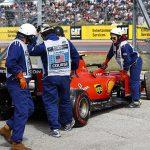 US GP practice: Verstappen top, Norris stars, trouble for Leclerc