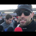 Almirola on Kyle Busch: 'I'm still not over it' | NASCAR at Texas Motor Speedway