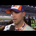 Hamlin after Texas Trouble: 'I like the challenge' | NASCAR at Texas Motor Speedway