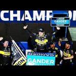 Wired Up: NASCAR Gander Outdoors Truck Series champ Matt Crafton at Homestead-Miami Speedway