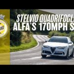 Alfa Romeo Stelvio Quadrifoglio: the SUV you're allowed to like!