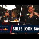 Bulls Look Back   Max Verstappen and Alex Albon discuss the 2019 season
