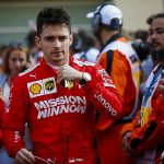 Charles Leclerc's Ferrari F1 deal extended until end of 2024 season