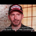 Who is the best rider in wet conditions? | We asked MotoGP riders & legends...