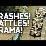 Best EVER moments from Santiago | ABB FIA Formula E Championship