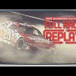 NASCAR Full Race: Tony Stewart's first Cup Series win   1999 Richmond Raceway
