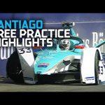 Practice Highlights - Santiago | 2020 Antofagasta Minerals Santiago E-Prix