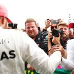 'Our journey hasn't been easy' - Hamilton opens up about relationship with father