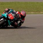 Quartararo leads Morbidelli as Sepang Test begins
