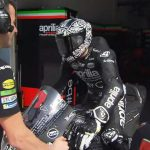 Aleix Espargaro and Rins impress in race simulation runs