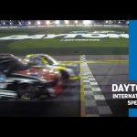 Grant Enfinger edges Jordan Anderson in photo finish | Gander RV & Outdoors Truck Series at Daytona
