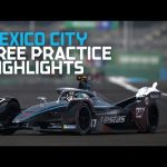Practice Highlights - Mexico City | 2020 CBMM Niobium Mexico City E-Prix