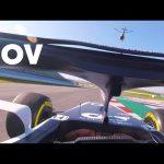 DRIVER'S EYE! | Onboard our AlphaTauri AT01 Formula 1 Car