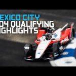 Qualifying Highlights - Mexico City | 2020 CBMM Niobium Mexico City E-Prix