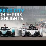 MOST ENTERTAINING RACE EVER?! Highlights - 2020 CBMM Niobium Mexico City E-Prix
