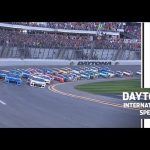 Dale Jr. waves the green flag for the Daytona 500 | NASCAR Cup Series at Daytona