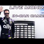 Live Monday: Jimmie Johnson's Daytona 500 in-car camera | NASCAR Cup Series