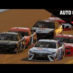 eNASCAR Coca-Cola iRacing Series from Auto Club Speedway