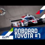 Lone Star Le Mans 2020 - Onboard Toyota #7