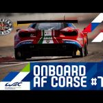 Lone Star Le Mans 2020 - Onboard AF Corse #71