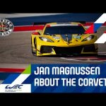 Lone Star Le Mans 2020 - More abouth the new Chevrolet Corvette C8.R
