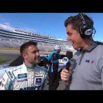 NASCAR Gander RV & Outdoors Truck Series Qualifying from Las Vegas Motor Speedway