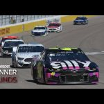 Scanner Sounds| Jimmie Johnson: 'What the (expletive) was he thinking' | NASCAR in Las Vegas