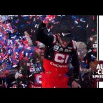 Recap the day at Auto Club Speedway in under three minutes | NASCAR Cup Series in California